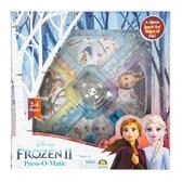 《 Disney 迪士尼 》冰雪奇緣2 跳格子遊戲 ╭★ JOYBUS玩具百貨