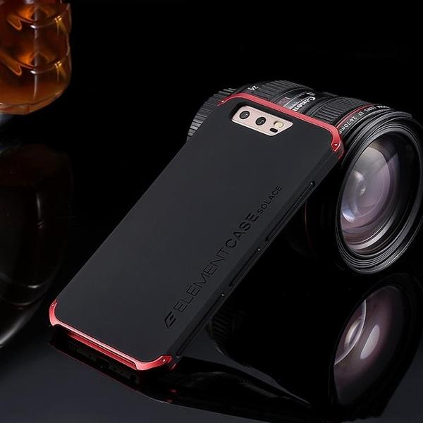 華為 P10 P20 / P10 Plus 金屬手機殼 SOLACE TPU 金屬邊框 個性創意保護套