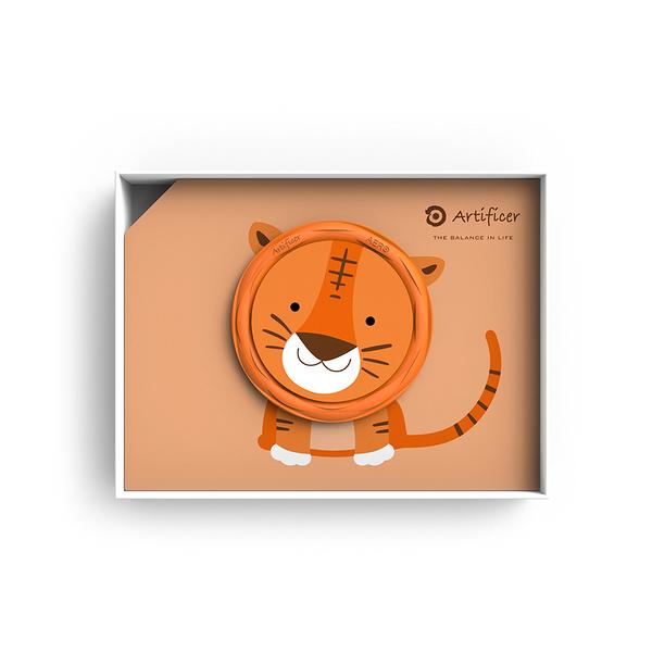 【Artificer】Rhythm for Kids 手環 - 老虎 (橘)