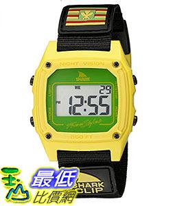 [106美國直購] Freestyle 手錶 Unisex 10022120 B00TYE8UOG Shark Clip Hawaii Digital Display Japanese Quartz Black Watch