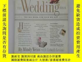 二手書博民逛書店The罕見Wedding Book The Big Book F