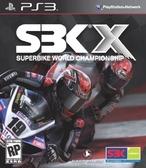 PS3 世界超級摩托車錦標賽SBK X(美版代購)