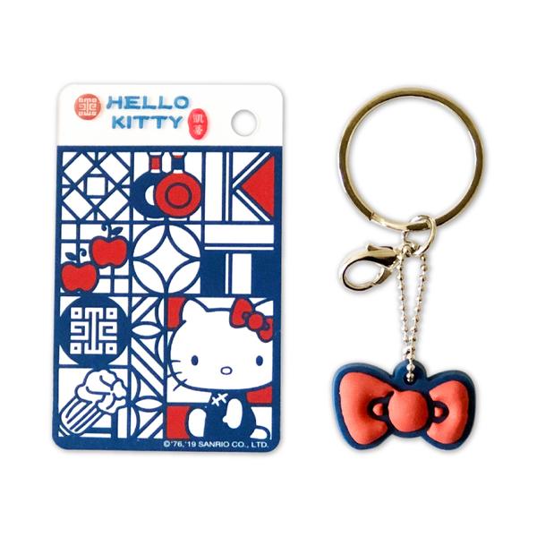 Hello Kitty 嬉遊故宮《窗》迷你一卡通