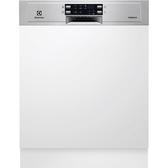 瑞典 Electrolux 伊萊克斯 ESI5525LAX 半崁式洗碗機 (13人份)【得意家電】※熱線07-7428010
