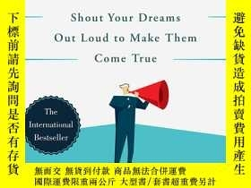 二手書博民逛書店The罕見List: Shout Your Dreams Out