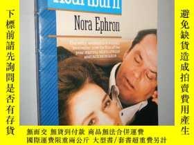 二手書博民逛書店Heartburn罕見by Nora Ephron 英文原版Y1