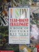 【書寶二手書T9/少年童書_XGH】I Spy Year-round Challenger!: A Book of Pi