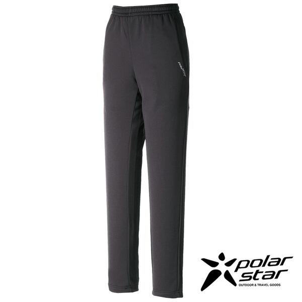 PolarStar 女針織合身保暖運動褲『深藍』P16446 休閒褲│登山褲│輕量褲│彈性褲│台灣製造
