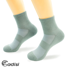 ADISI 毛巾底排汗運動短襪 AS18057 / 城市綠洲(襪子、運動襪、萊卡纖維)