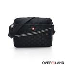 OVERLAND - 美式十字軍 - 經典格紋百變個性斜背包 - 5263