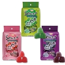酸Q軟糖(蘋果、黑加侖子、草莓)_80G
