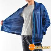 Wildland荒野 0A22912-52海藍色 男輕量防風防潑水保暖外套