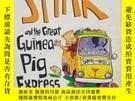 二手書博民逛書店{罕見!}Stink And The Great Guinea Pig Express9781406347029奇