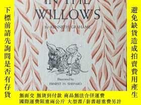 二手書博民逛書店The罕見Wind in the Willows by Kenneth Grahame -- 格雷厄姆《柳林風聲》