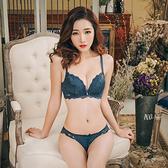 【8855】日系浪漫櫻花蕾絲性感內衣套裝 上薄下厚 聚攏 (多色可選/AB通杯)