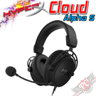 [ PC PARTY ] 金士頓 KINGSTON Hyper X Cloud Alpha S 電競耳機 黑