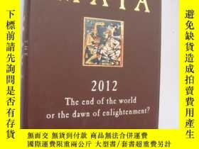 二手書博民逛書店The罕見MAYA (2012 the end of the W