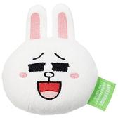 LINE 臉型磁鐵 兔兔 02_TA28277