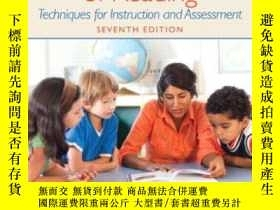 二手書博民逛書店Diagnostic罕見Teaching Of Reading: