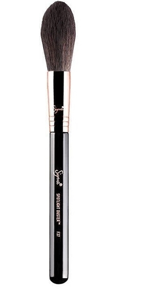 Sigma F37 – (銅環)玫瑰金【愛來客】美國Sigma經銷商 高光刷 化妝刷 高光提亮 化妝刷