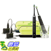 [美國直購] Philips 電動牙刷組2入 黑色 Sonicare DiamondClean Rechargeable Electric Toothbrush _A1020865
