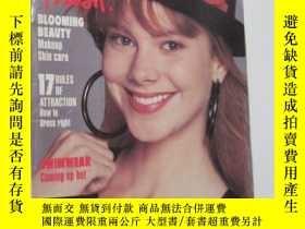 二手書博民逛書店SEVENTEEN罕見APRIL 1988Y6078