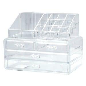 【好市吉居家生活】嚴選聯府KEYWAY~MR-2216 美水晶收納組 收納盒