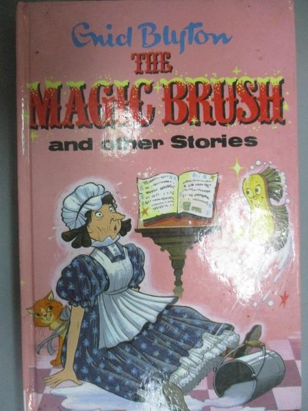 【書寶二手書T1/原文小說_GTE】The Magic Brush and Other Stories