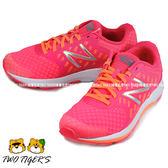 New Balance 桃紅色 透氣網布 運動鞋 大童鞋 NO.R1573