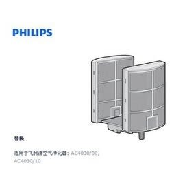 【歐風家電館】PHILIPS 飛利浦 空氣清淨機 活性碳濾網 AC4113/AC-4113 (適用:AC4030)