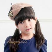 學院裝飾髮箍帽 頭飾 髮飾 髮箍 女童 女寶寶F1032