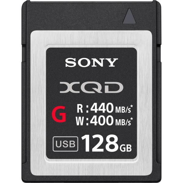 *兆華國際* Sony QD-G128E 128G 128GB 440MB XQD 高速XQD記憶卡 索尼公司貨 免運