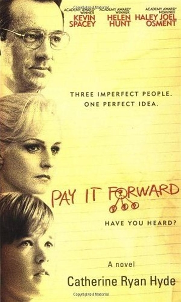 (二手書)Pay It Forward: A Novel