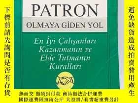 二手書博民逛書店BÜYÜK罕見PATRON OLMAYA GIDEN YOL 土