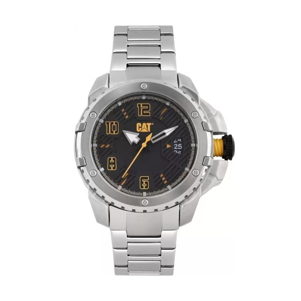 【CAT Watch】Construct強勁風格日期鋼帶腕錶-質感銀/DW.141.11.131/台灣總代理公司貨享兩年保固