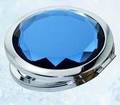 店長推薦 帝門特隨身化妝鏡雙面折疊便攜式小鏡子迷你梳妝鏡生日禮物圓形鏡