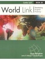 二手書博民逛書店《World Link Book 3B - Text/Workb