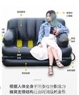 懶人沙發 家用充氣沙發床雙人氣墊床戶外單人懶人沙發躺椅午休充氣床60孔 MKS韓菲兒