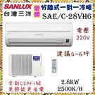 全新CSPF分級【SANLUX台灣三洋】...