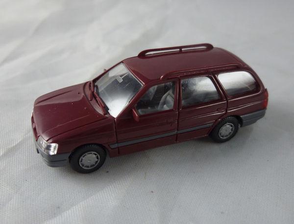 【震撼精品百貨】西德Herpa1/87模型車~FORD ESCORT酒紅【共1款】