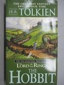 【書寶二手書T1/原文小說_MOS】The Hobbit_The Lord of the Ring