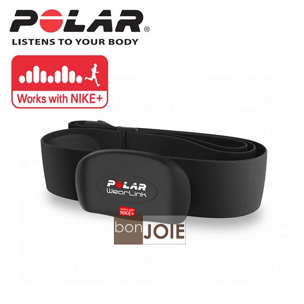 ::bonJOIE:: 美國進口 Polar WearLink Nike + Transmitter Standard 軟式心跳帶 心跳傳輸器 傳感器 Nike plus Sportband