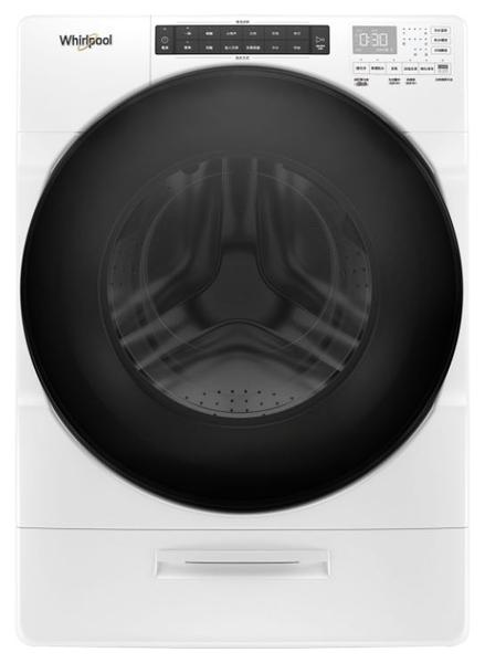惠而浦 Load & Go蒸氣洗滾筒洗衣機 8TWFW6620HW 17公斤