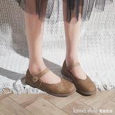 小皮鞋女2018夏季新款平底瑪麗珍復古韓版百搭軟妹學生