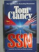 【書寶二手書T9/原文小說_CJF】SSN_Tom Clancy