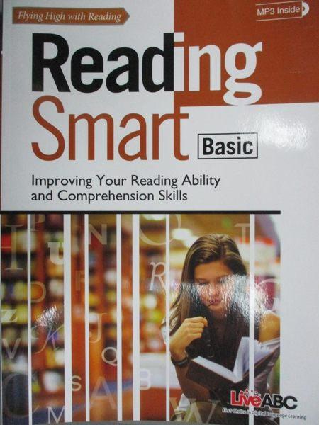 【書寶二手書T9/語言學習_YJN】Reading Smart BASIC_LiveABC編輯群_無光碟