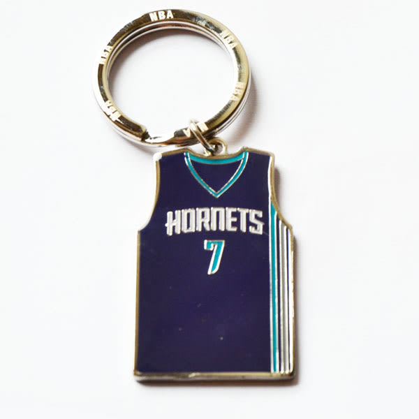 NBA 官方授權商品  鑰匙圈 夏洛特黃蜂 林書豪 jeremy lin 球衣造型