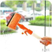 雙面擦玻璃清潔工具洗擦窗戶神器刮玻璃器玻璃刮擦窗器刷子 DJ12677『麗人雅苑』