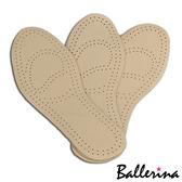 Ballerina 真皮透氣舒適乳膠鞋墊1 對入