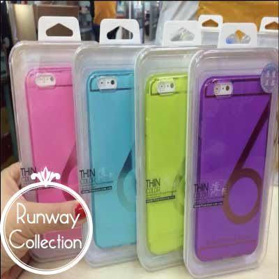 【R】極致 超薄 TPU 透明殼 iPhone 6 Plus iPhone  保護套 手機殼 果凍套 水晶殼